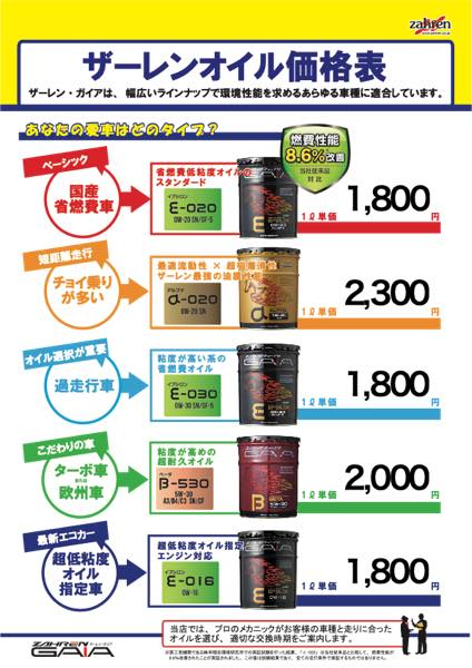 th ①価格表 1
